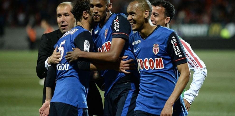 Mónaco alcanza el cupo a la Champions