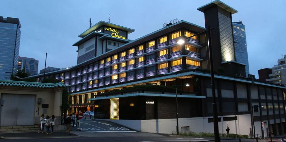 Tokio dice adiós al Okura