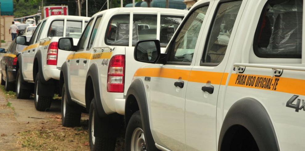 Doce compañías suministrarán vehículos al Estado