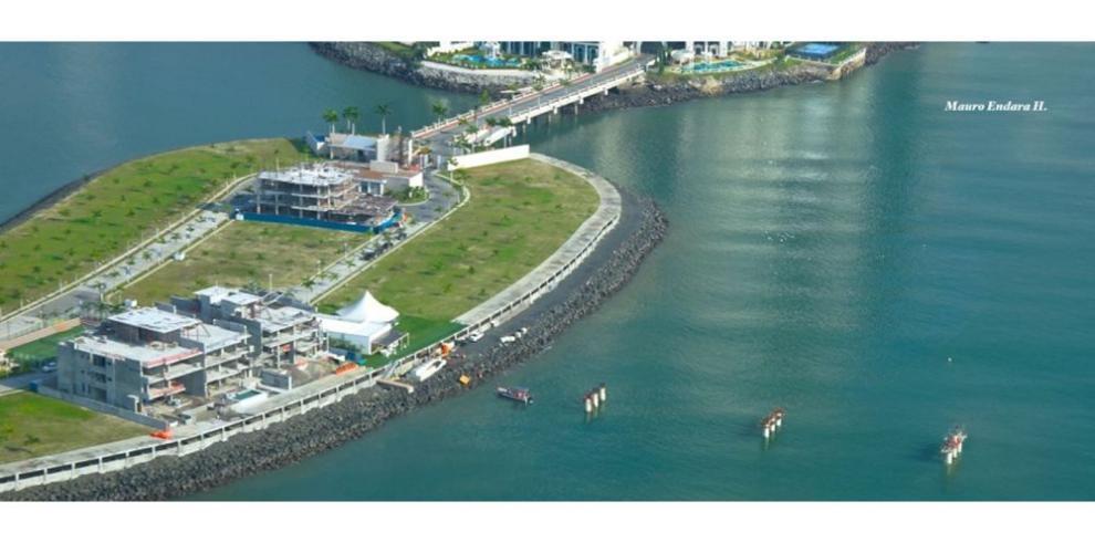 Ocean Reef Islands y Panamá Viejo