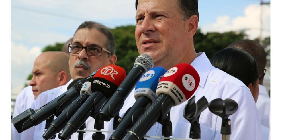 Presidente espera informe sobre error en los billetes de la LNB