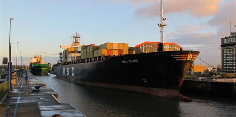 Panamá, con nuevos buques de carga