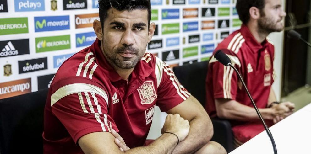 Diego Costa dice que está en deuda
