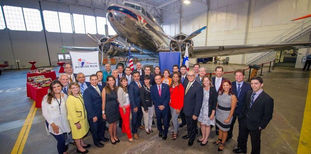 Abren oportunidades de inversión entre Panamá y Atlanta