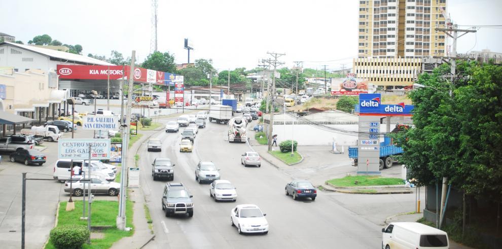 En descenso el robo de vehículos en la ciudad de Panamá