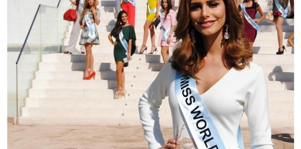 Conozca la primera transexual que concursó para Miss España