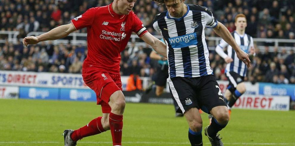Newcastle dio la gran sorpresa con su triunfo ante Liverpool