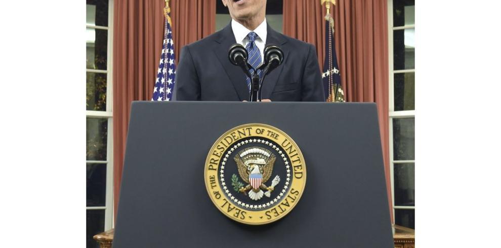 """Obama afirma que tiroteo en California fue un """"acto terrorista"""""""