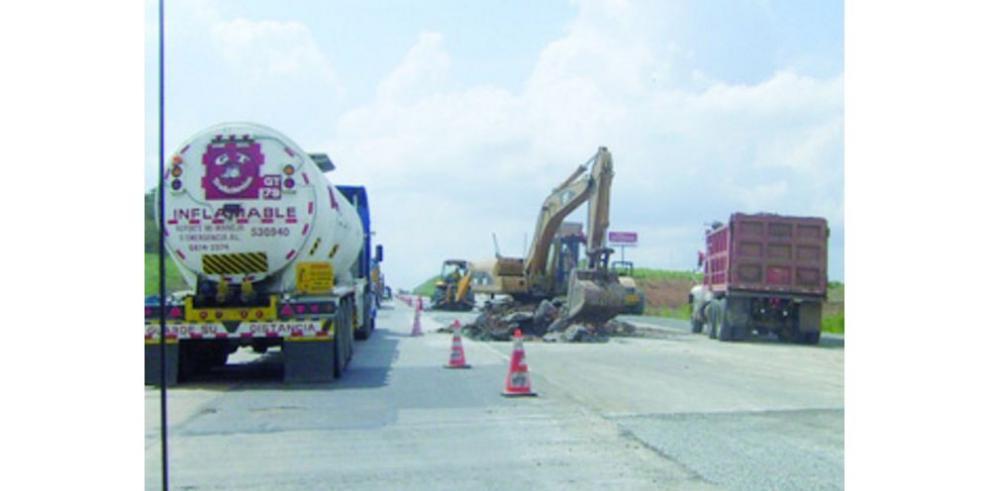 Desde hoy, tránsito de camiones restringido