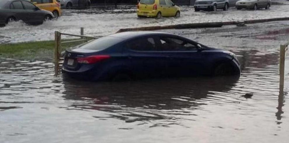Inundaciones, otra vez