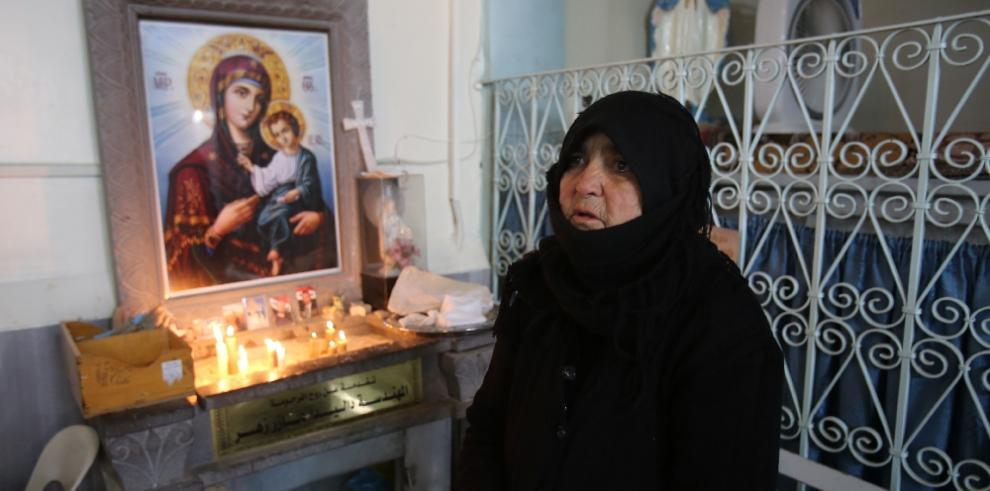 Pueblo cristiano sirio no podrá celebrar navidad por amenaza del EI