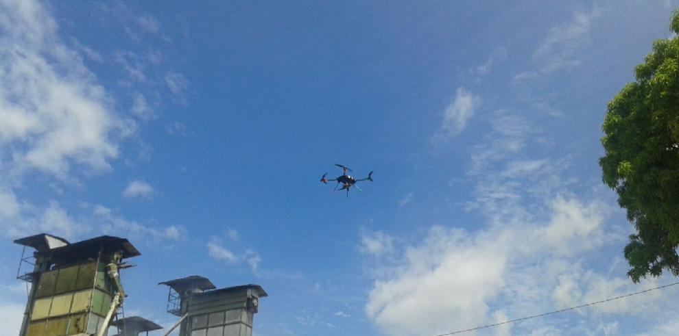 Drones, nueva herramienta para el agro en Chiriquí