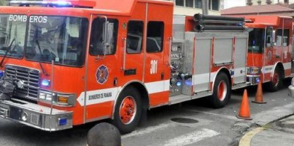Explosión de termoeléctrica de La Chorrera deja una persona herida
