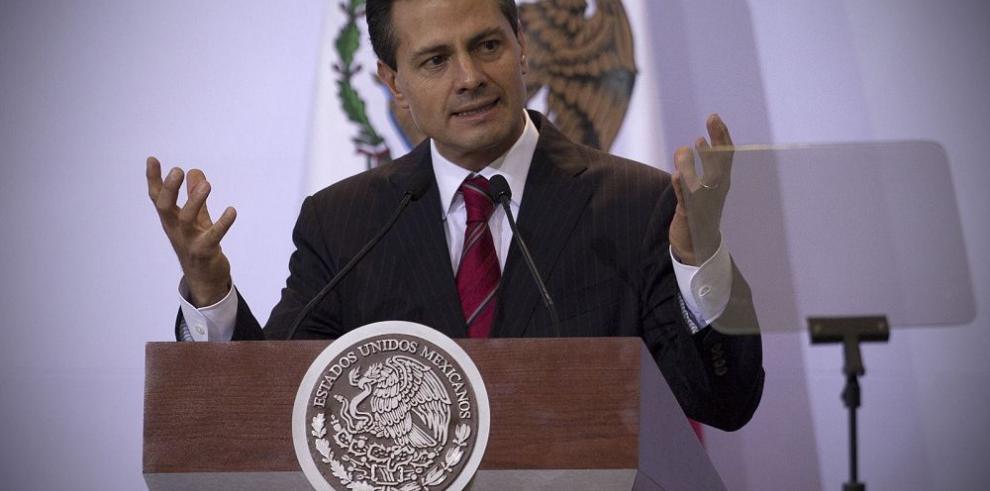 Peña Nieto busca consolidar el comercio