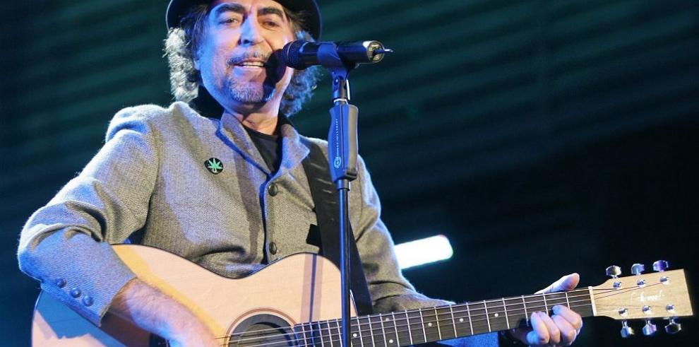 El poeta de la música cantará en Panamá