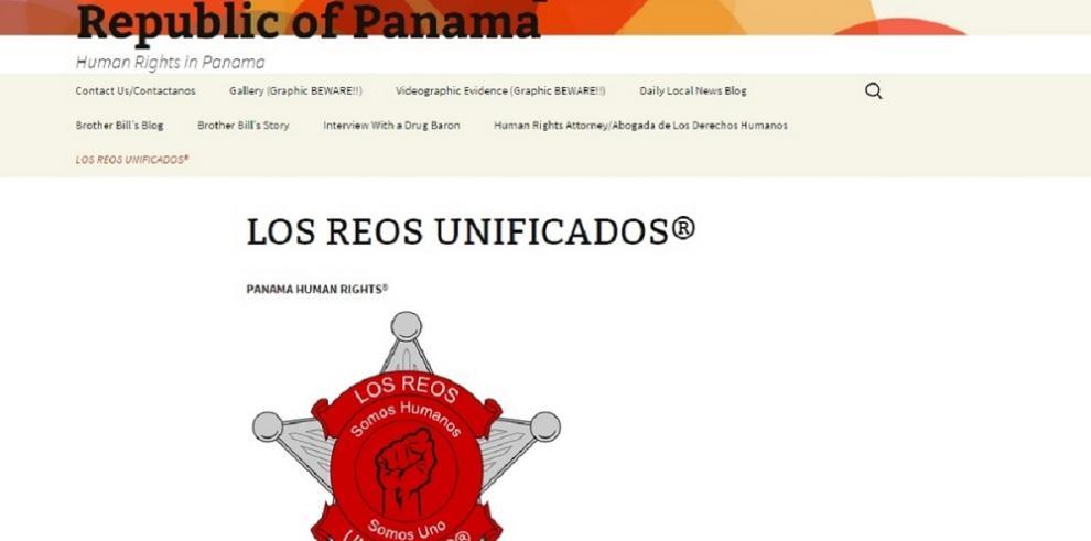 Reos de Panamá crean su propio Blog