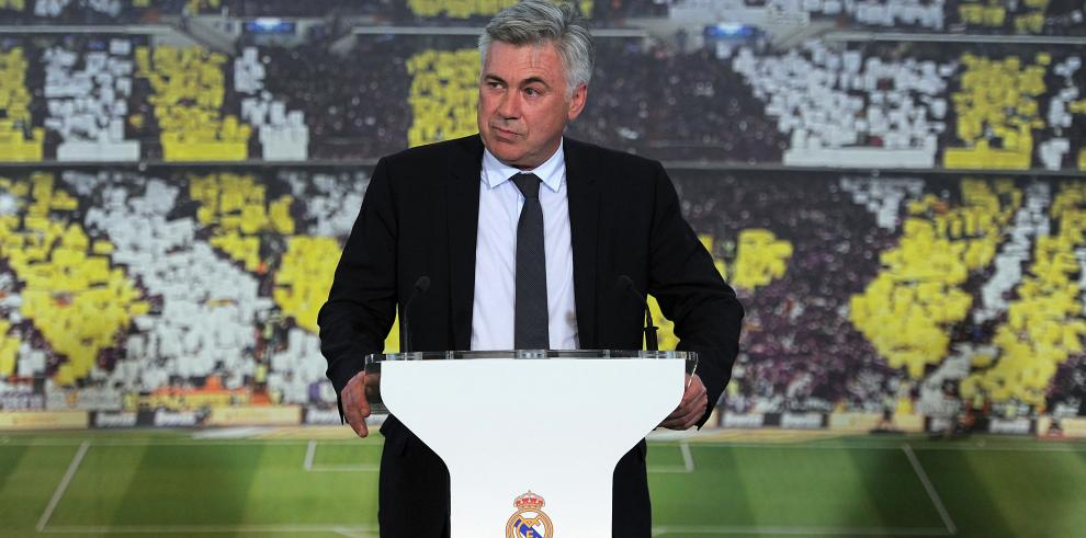 Ancelotti es destituido del Real Madrid