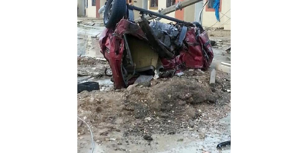 Tornado en el norte de México deja 11 muertos