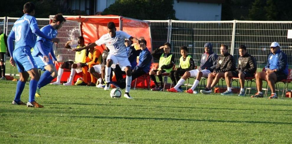 Selección Sub-20 culmina sus amistosos