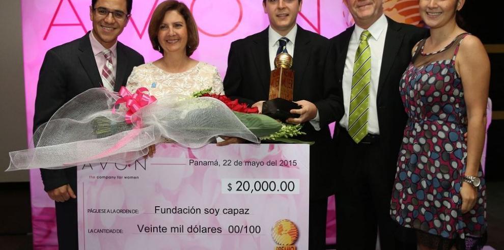 Premian la labor de la fundación Soy Capaz