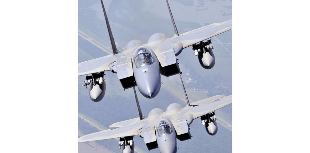 Avión de Air France fue escoltado por cazas hasta aeropuerto