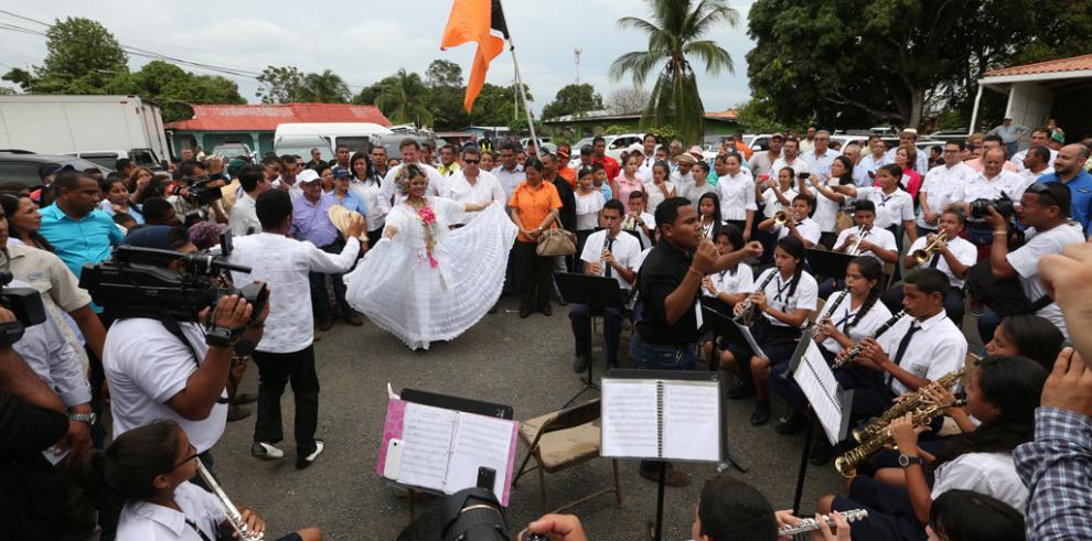 Gobierno invertirá $141 millones en Los Santos durante el 2015
