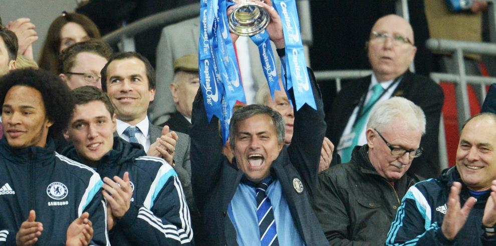 Mourinho se siente