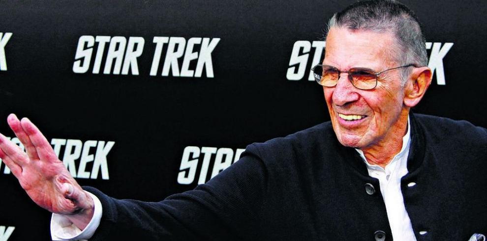 Hasta siempre, señor Spock