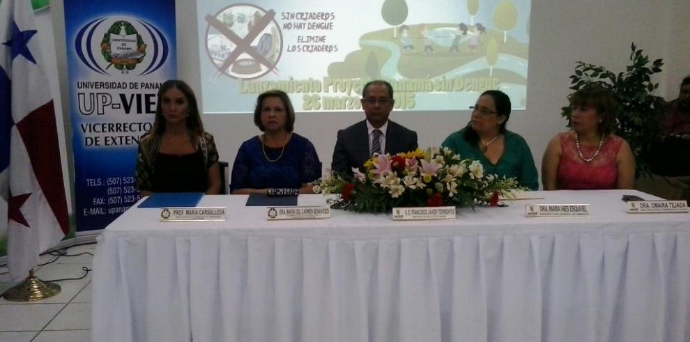 UP y el MINSA unen fuerzas para erradicar el dengue