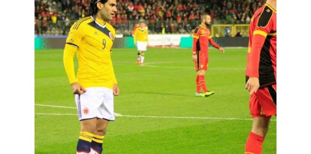 Falcao guía a Colombia en goleada 6-0 a Bahréin en amistoso