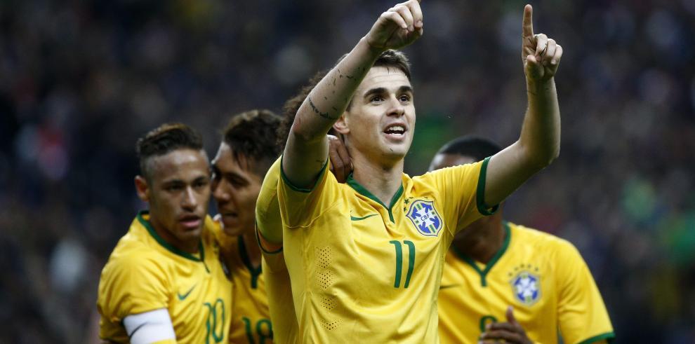 Brasil derrota a Francia en amistoso