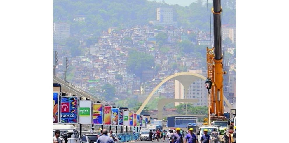 Sigue cayendo la confianza brasileña