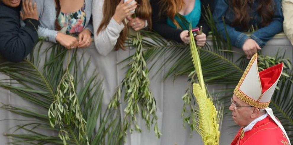 Peligra distribución de ramos en Semana Santa en Italia