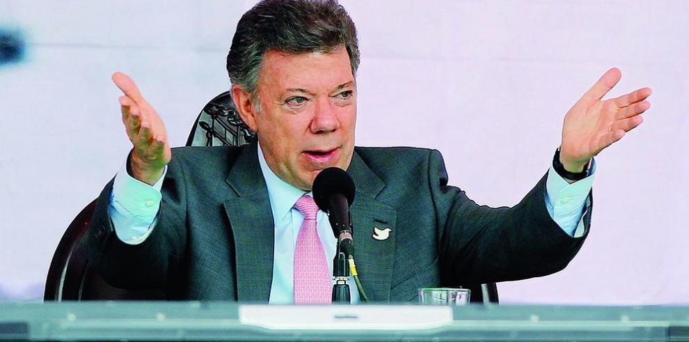 Santos plantea cambios en la estructura legal