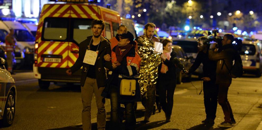 Yihadistas celebran ataque de Francia con elhashtag #Parísenllamas