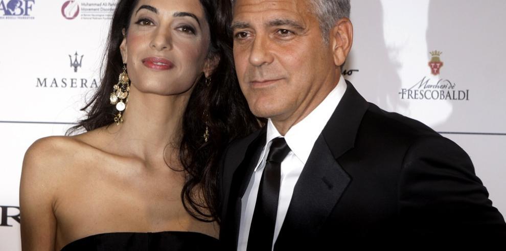 George Clooney y Amal enfrentan problemas en su matrimonio
