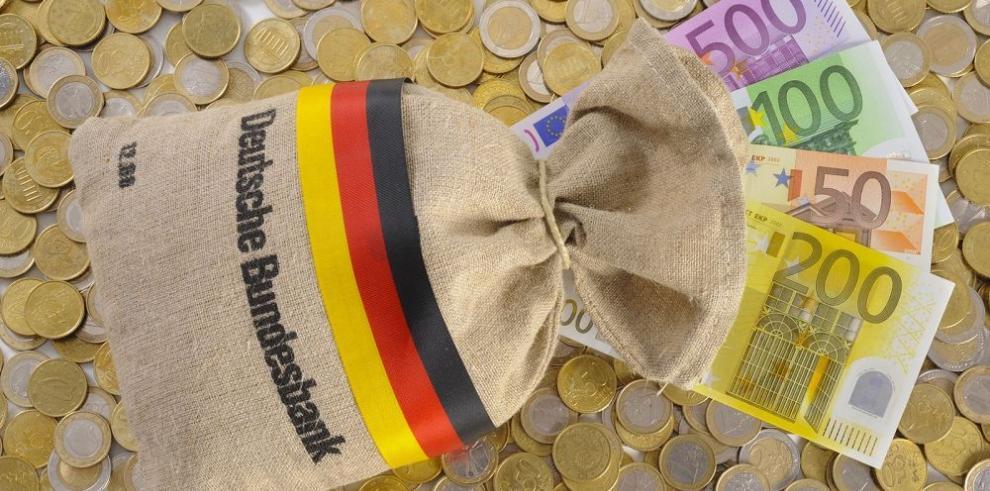 Economía alemana adquiere velocidad