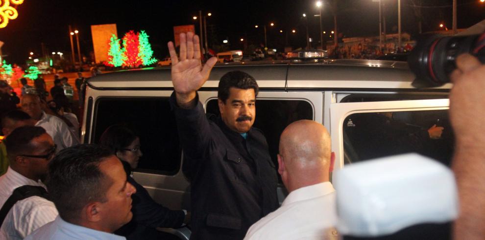 Maduro anuncia en Nicaragua ofensiva contra sanciones de EE.UU.