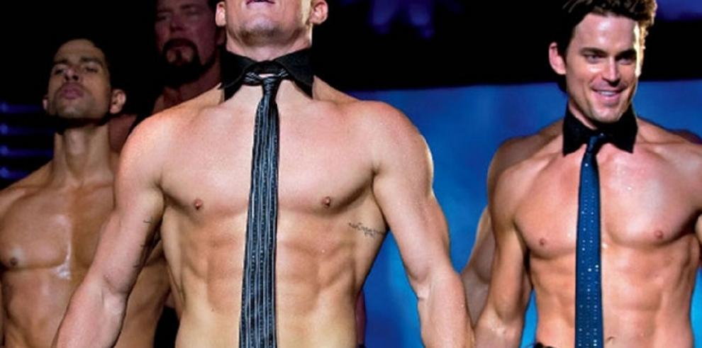 Channing Tatum sabe que siempre se tendrá que quitar la camisa