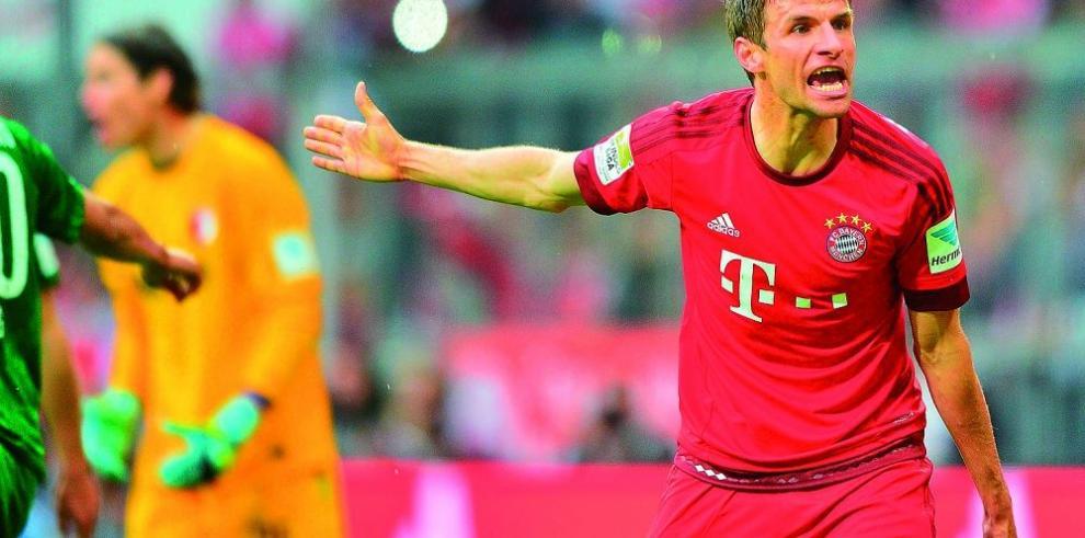 El campeón Bayern suma otra derrota, ahora en torneo local