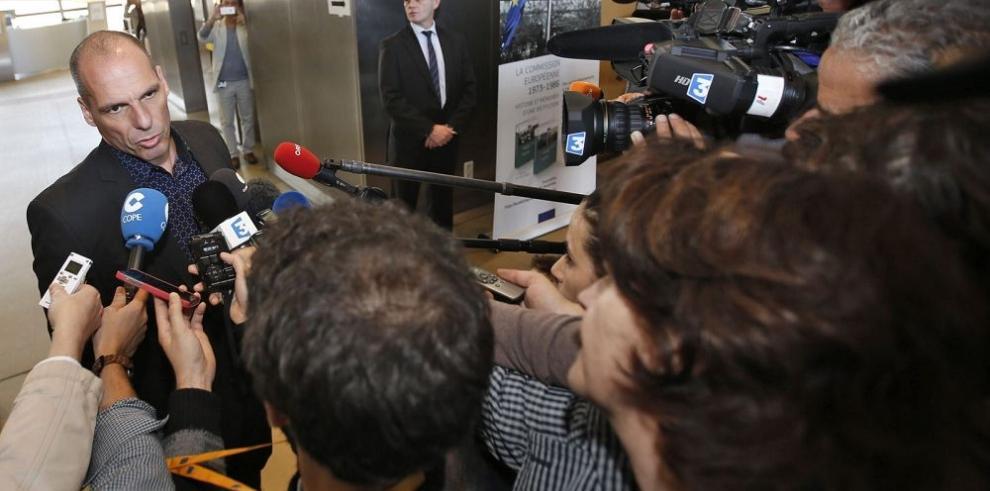 Acreedores presionan al gobierno heleno