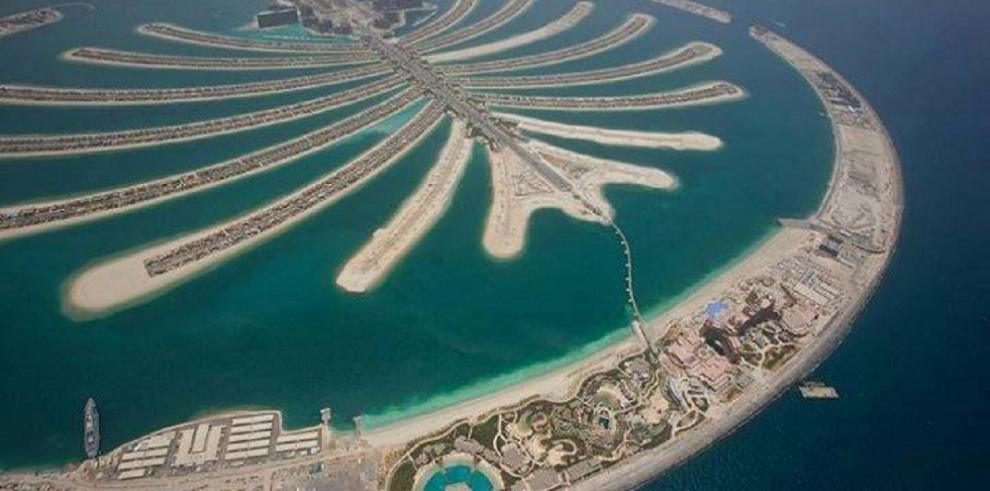Impresionantes imágenes aéreas de las