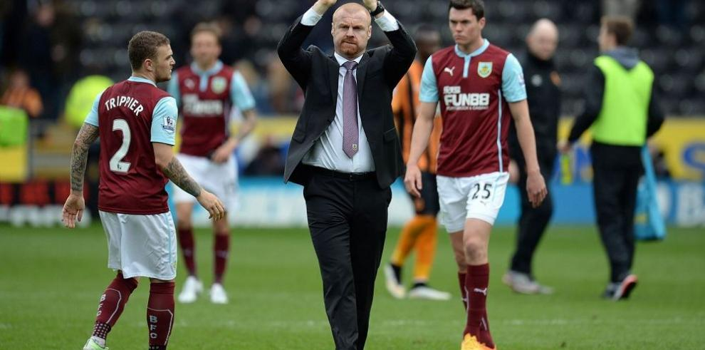 El Burnley gana al Hull pero desciende