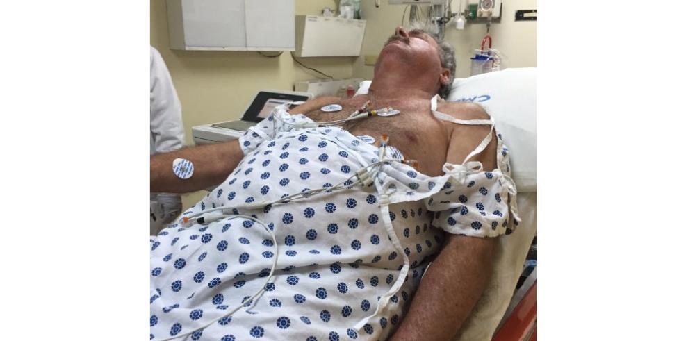 Termina operación de AlejandroGaruz sin complicaciones