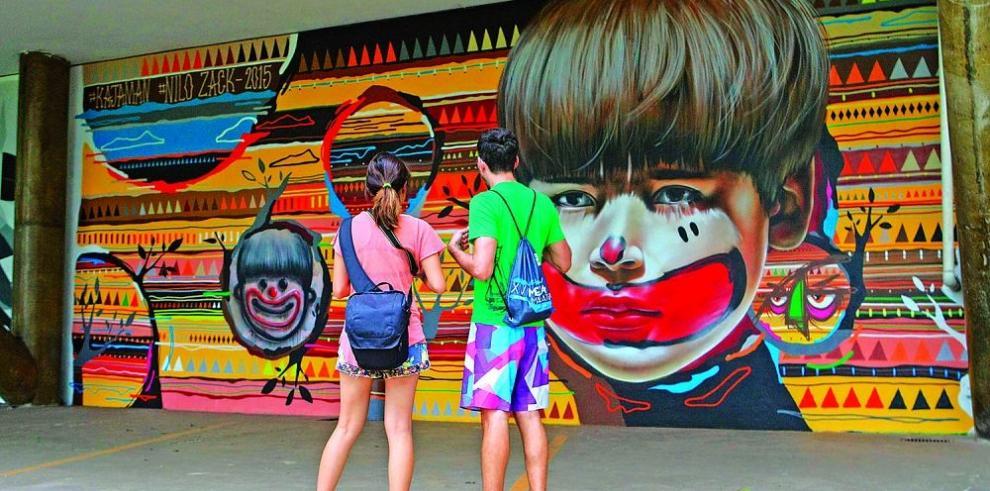 Arte callejero en
