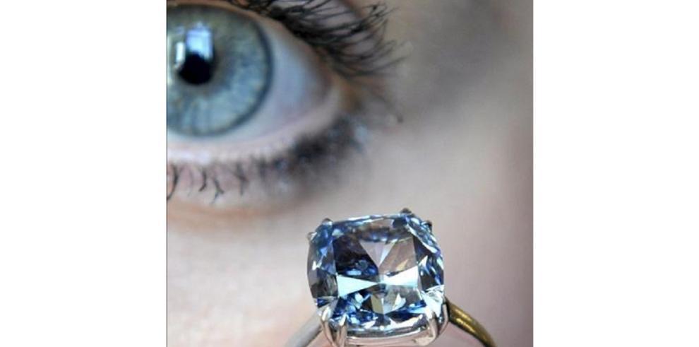 Subastado el diamante