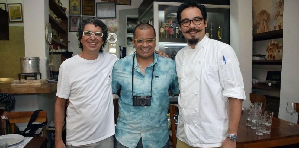 Muestra fotográfica de Carlos Agrazal
