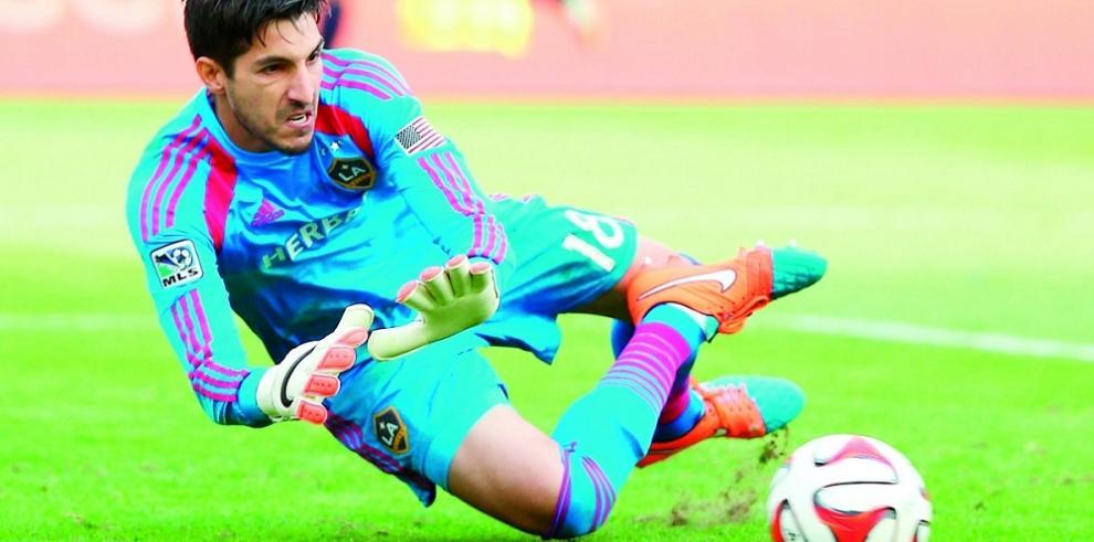 Jaime Penedo decide irse de LA Galaxy