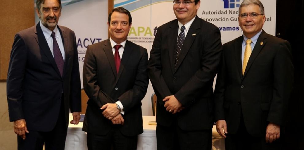 """Convenios buscan posicionar a Panamá como un """"Hub"""" de Innovación"""