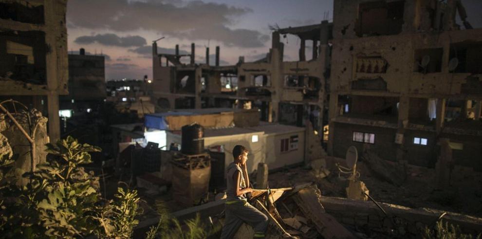 Palestinos buscan el apoyo de Panamá